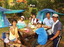 子どもキャンプ