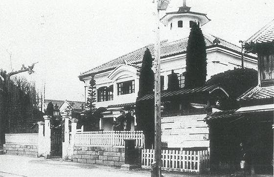 初代市役所庁舎