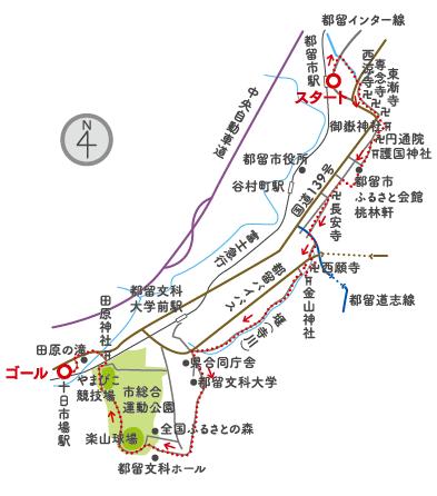 2013年1月号地図
