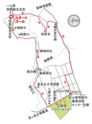 明野町MAP