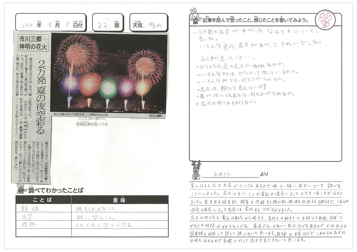 凛ちゃんの日記