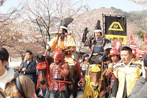 信玄公祭り2012