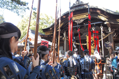 信玄公祭り2014
