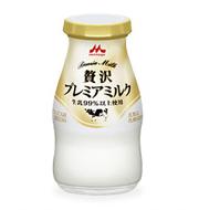 贅沢プレミアムミルク