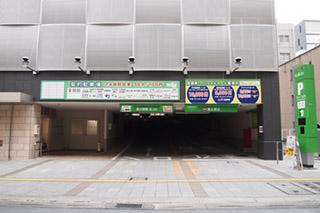 ココリ駐車場