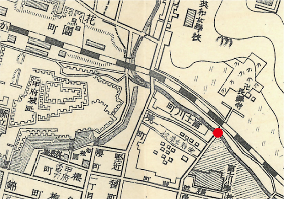 hotarubashi_map