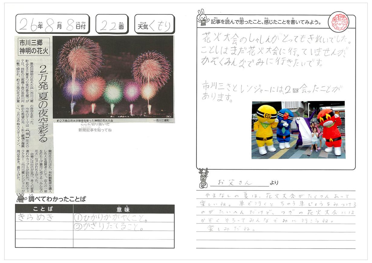 風花ちゃんの日記